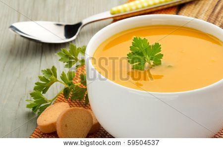 healthy soup