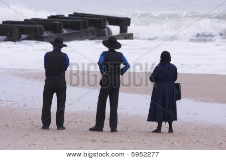 Amish Ocean