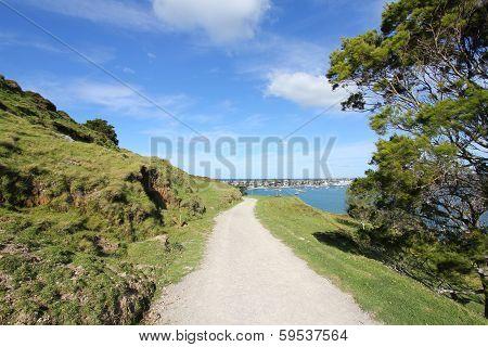 Tramping on a trek