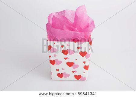 Small Valentine Gift Box
