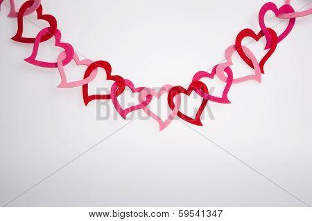 Heart Shape Hanging Decoration