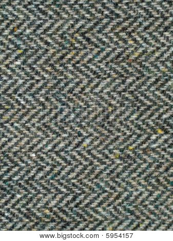 Herringbone Tweed Fabric