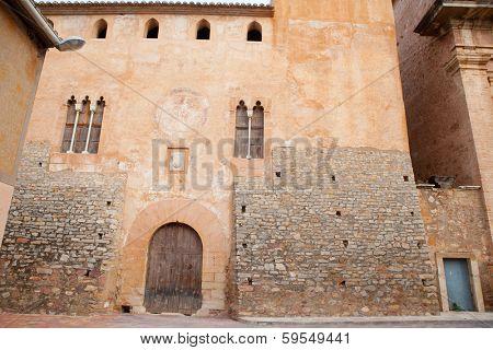 Sot de Ferrer Castillo Palacio del Senor palace in Valencia Spain