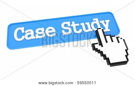Case Study Button with Hand Cursor.