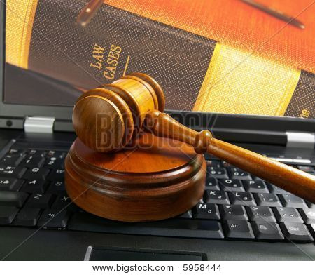 Laptop Law And Books