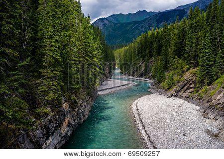 Cascade River, Stewart Canyon