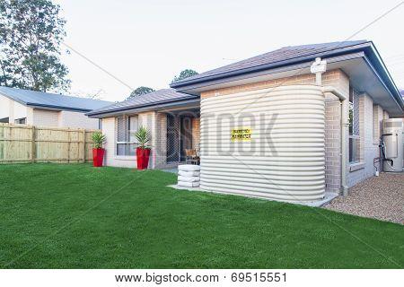 Australian Backyard