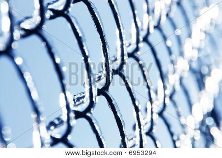 Lattice In The Ice