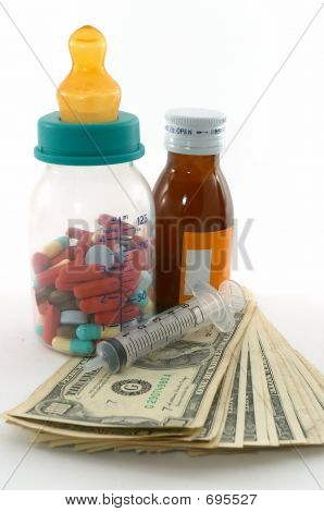 High Cost Of Medical Bills For Children