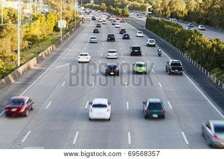 Busy Highway