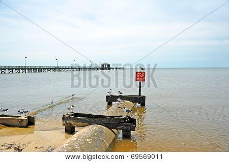 Beach Erosion Control