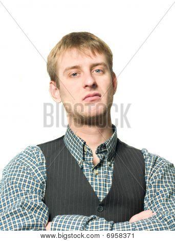 Condescending Man