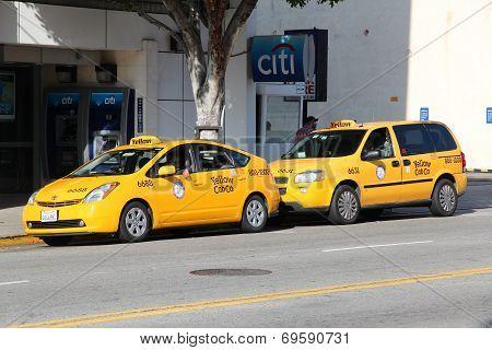Los Angeles Taxi