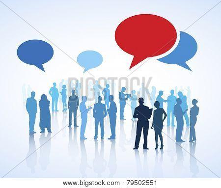 Communicating Leader