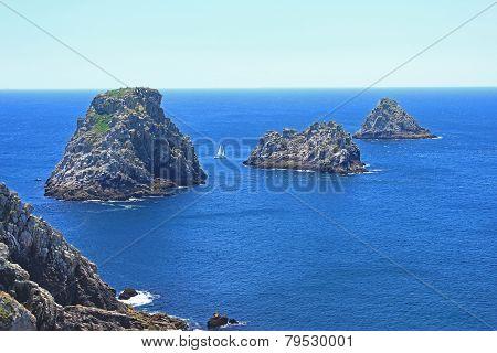 Tas De Pois, Crozon-peninsula, France