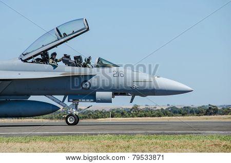 Australian Jet Fighter