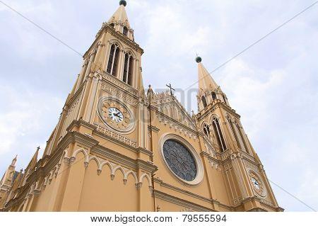 Curitiba Cathedral