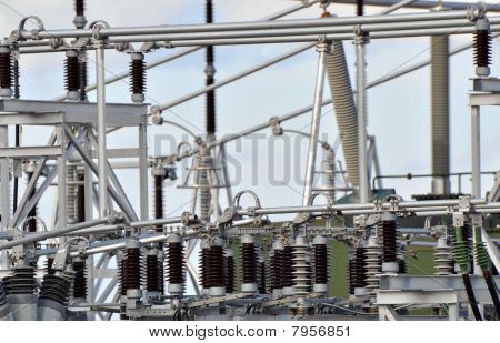 New substation
