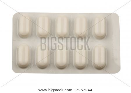 Blister With Pills