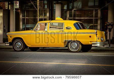 Old School Taxi