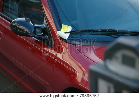 The Parking Ticket