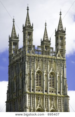 St Marys Gate Gloucester City Centre Gloucestershire England