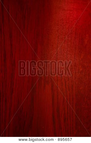 Red Woodgrain