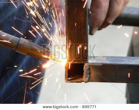 Welding Steel 2