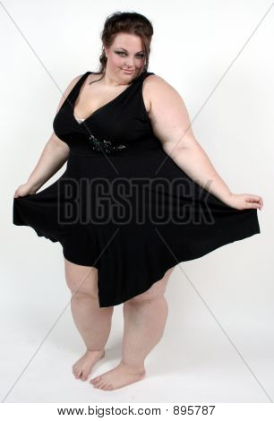 Plus Size Girl