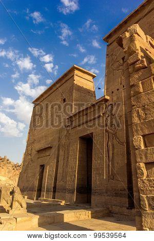 Philae Temple Pylon