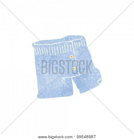 retro cartoon underwear