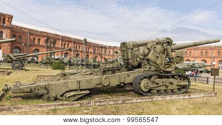 203- Mm Howitzer B-4, Mod.1931