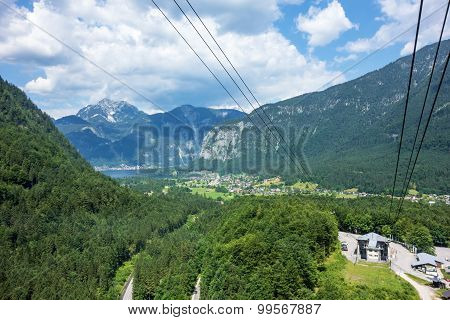 Dachstein Valley Station, Obertraun, Lake Hallstatt