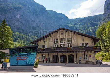 Dachstein Valley Station