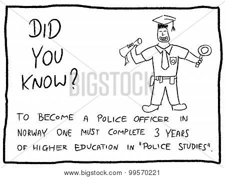 Police Education