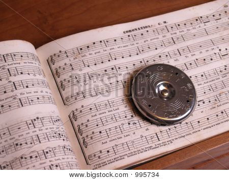 Shaped Note Hymnal