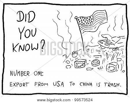 Garbage Export