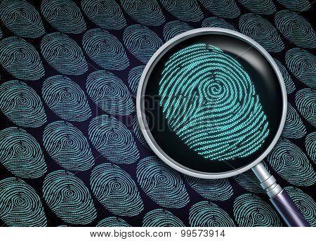 Identity Search