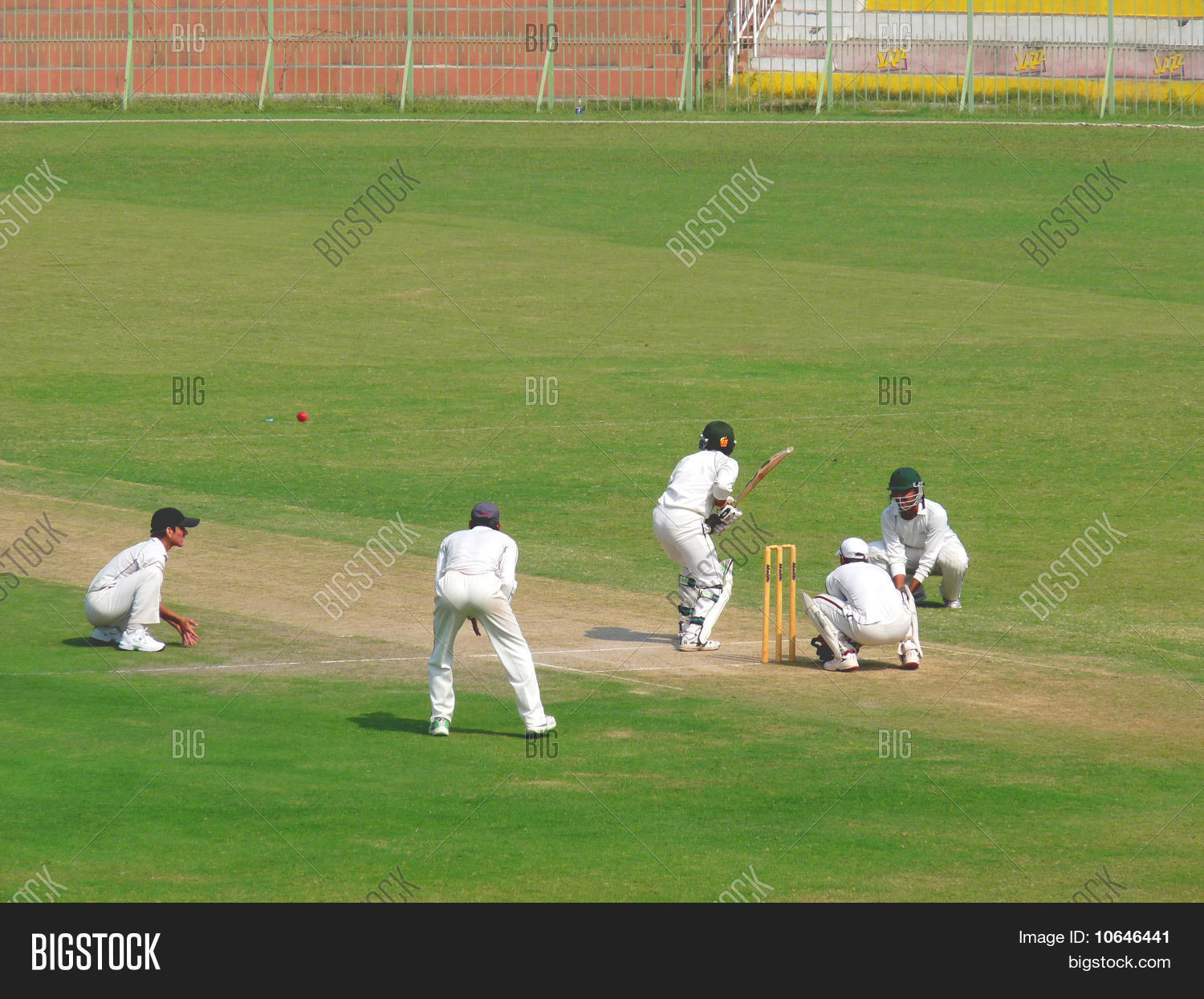 Batsman Under Pressure Image & Photo (Free Trial) | Bigstock