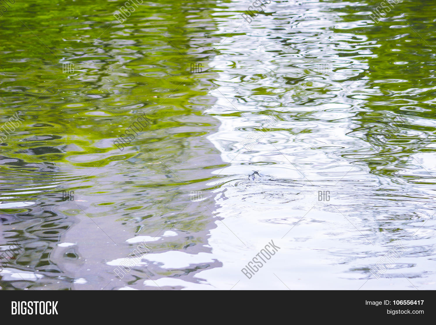image of ripple surface of the water background