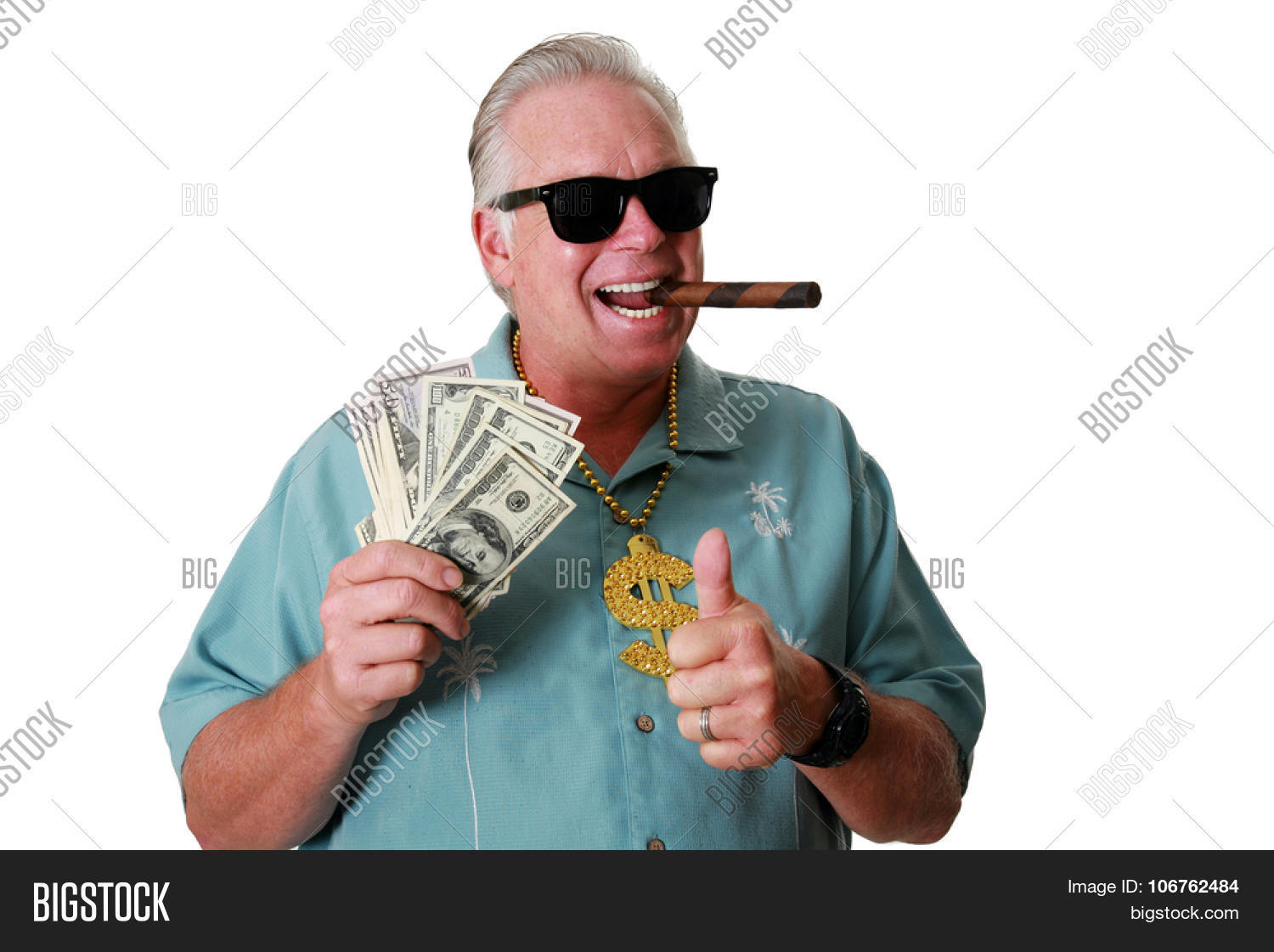 dollar stock photos man money man wins image photo free trial bigstock 5891