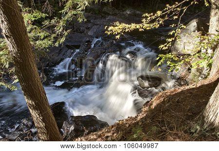 Algonquin Park Muskoka Ontario fall autumn colors