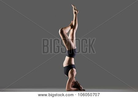 Headstand Exercise