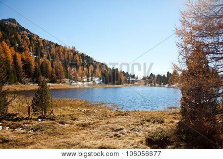 Turrach in autumn