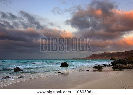 Socotra, Sunset