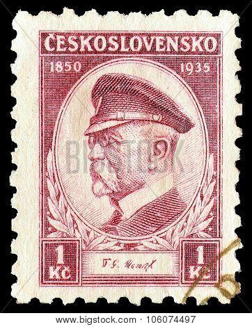 Czechoslovakia 1935