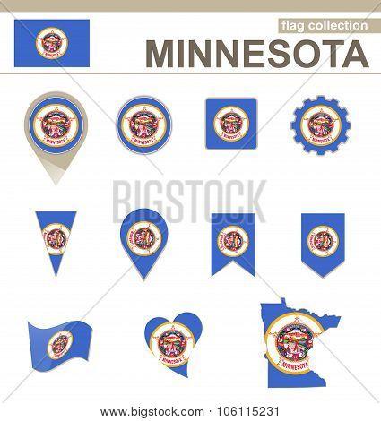 Minnesota Flag Collection