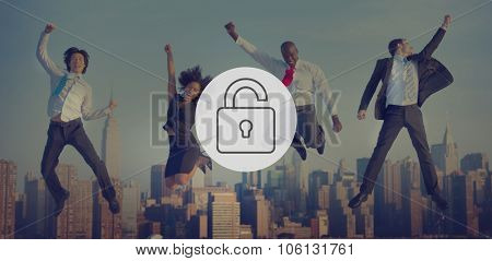 Unlock Freedom Free Liberate Unlocked Concept