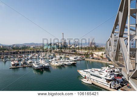 Port Forum Barcelona