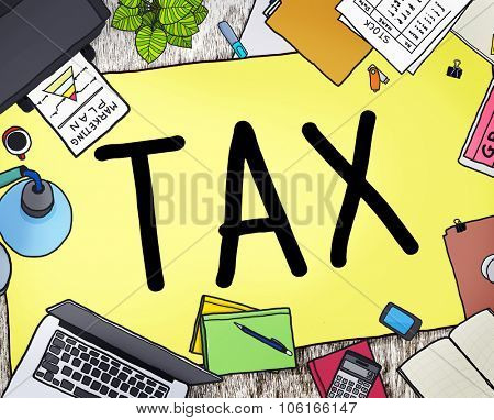 Tax Taxation Refund Return Exemption Income Concept